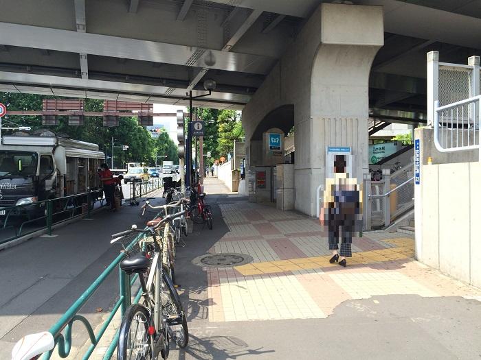 六本木ヒルズから乃木坂駅までの行きかた_9