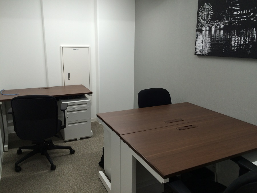 リージャス新宿南口_個室レンタルオフィススの雰囲気を画像で