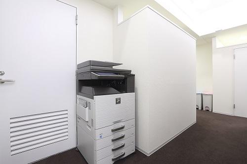 オープンオフィス日本橋箱崎_コピー機
