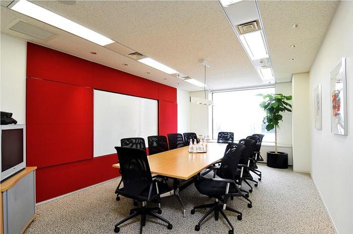リージャス日比谷帝国ホテルタワーの会議室
