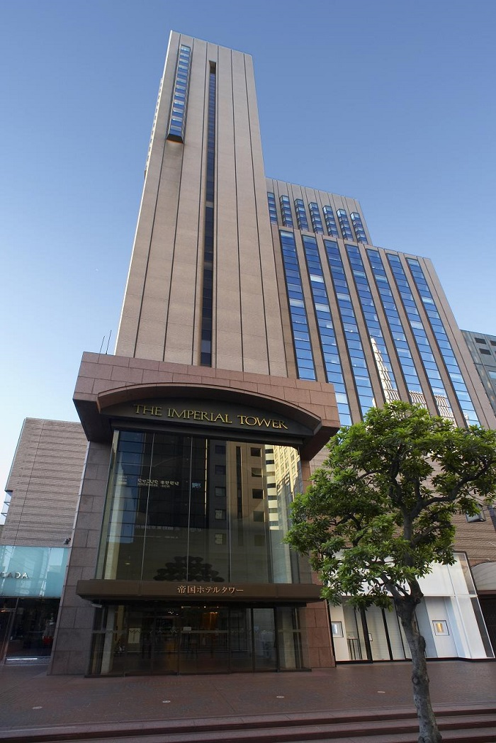 日比谷帝国ホテル