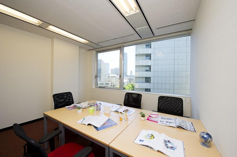 オープンオフィス赤坂ビジネスプレイス_個室レンタルオフィス