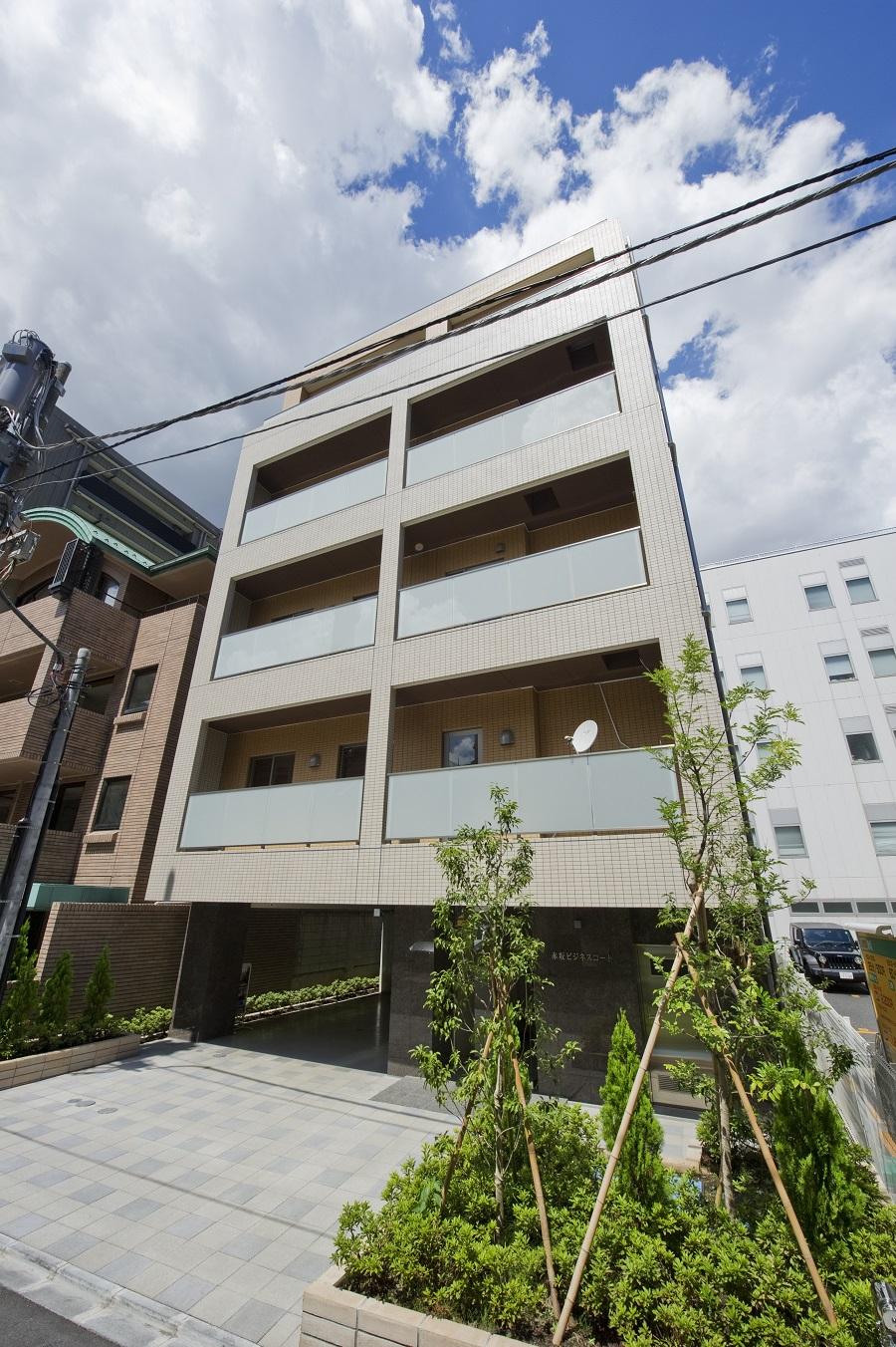オープンオフィス赤坂見附_外観