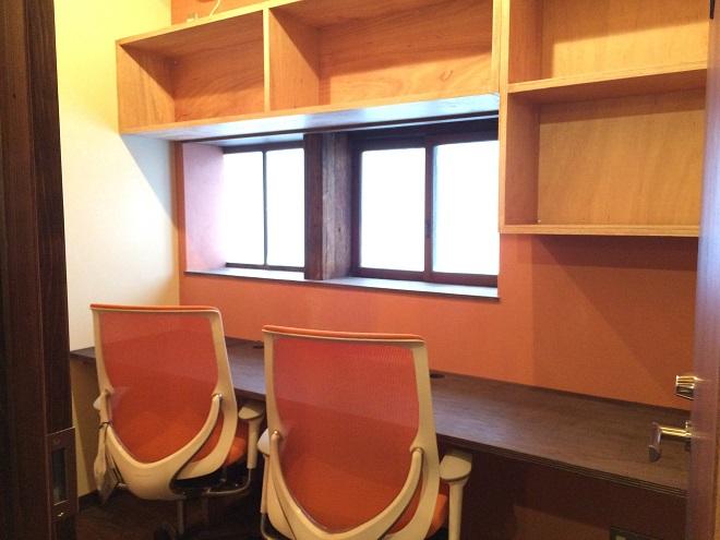 ベースポイントオフィスは新宿・西新宿のレンタルオフィス格安の10万円程で個室レンタルオフィス_205個室