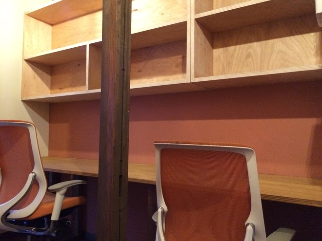 ベースポイントオフィスは新宿・西新宿のレンタルオフィス格安の10万円程で個室レンタルオフィス_2_202号個室