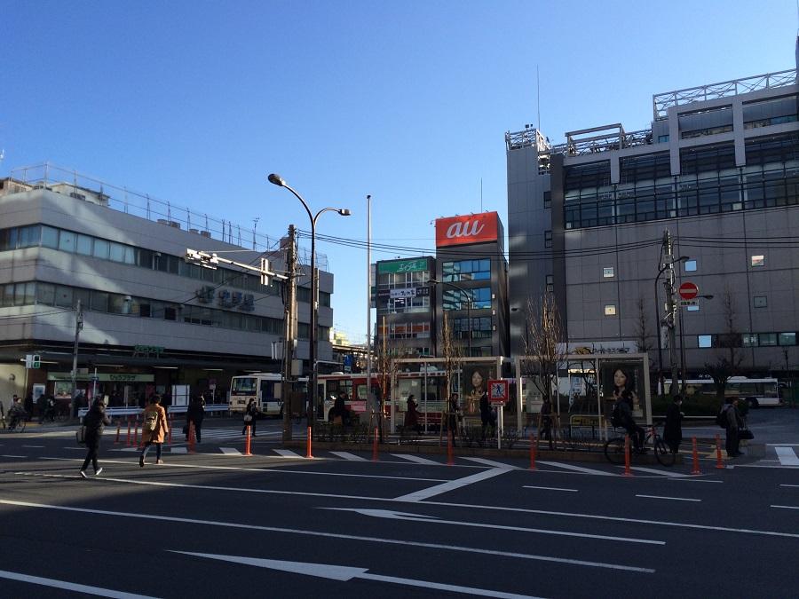 リージャス中野サンプラザ_中野駅前