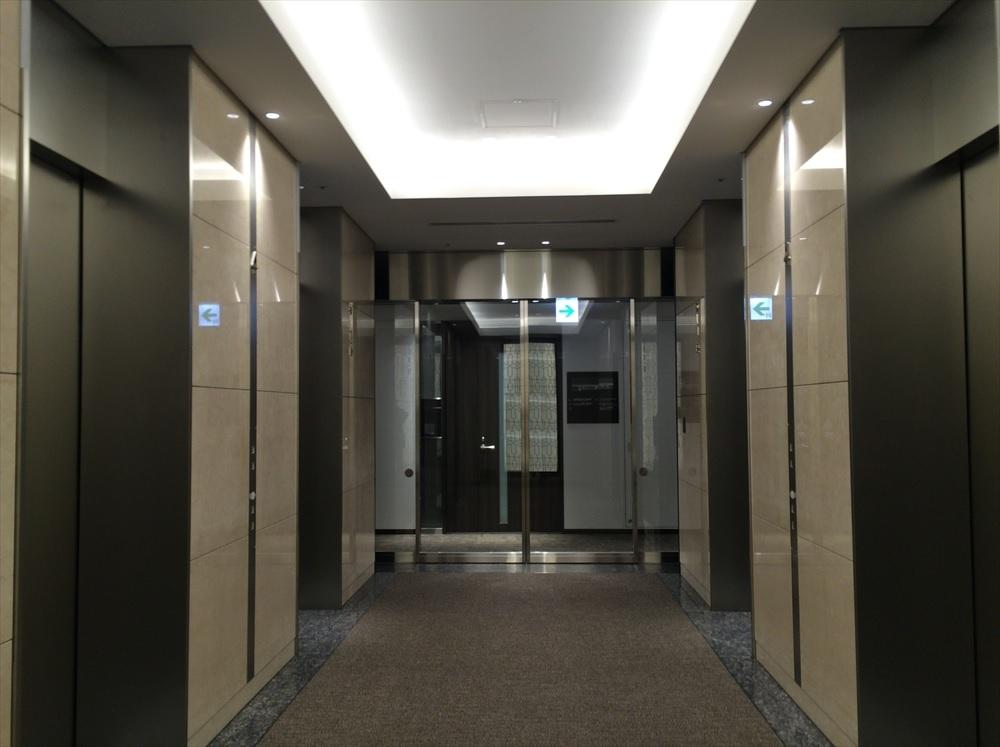 リージャス丸の内鉄鋼ビル_エレベーター