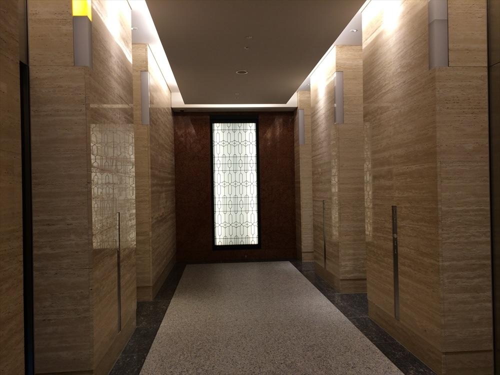 リージャス丸の内鉄鋼ビル_エレベーター2