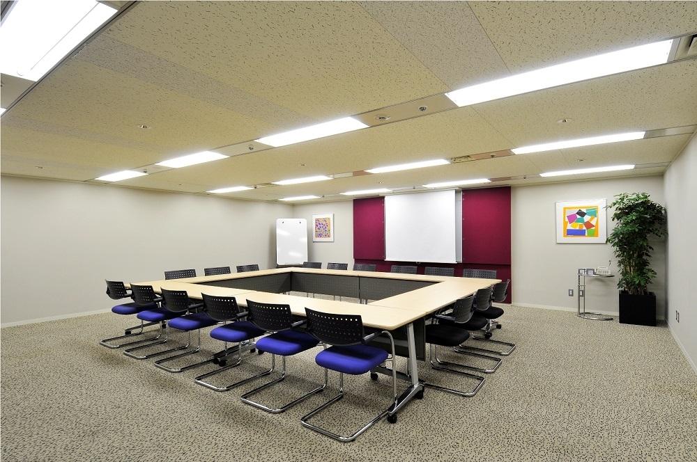 リージャス日比谷帝国ホテルタワーの会議室画像/日比谷、銀座、有楽町エリアのレンタルオフィス2