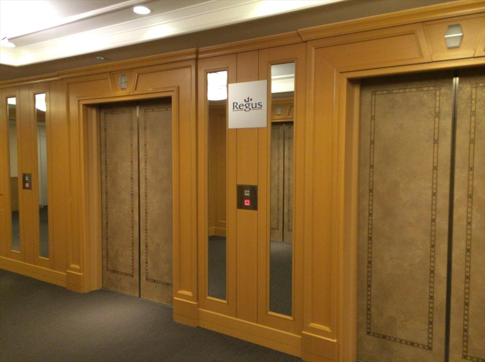 リージャス日比谷帝国ホテルタワー_エレベーター2
