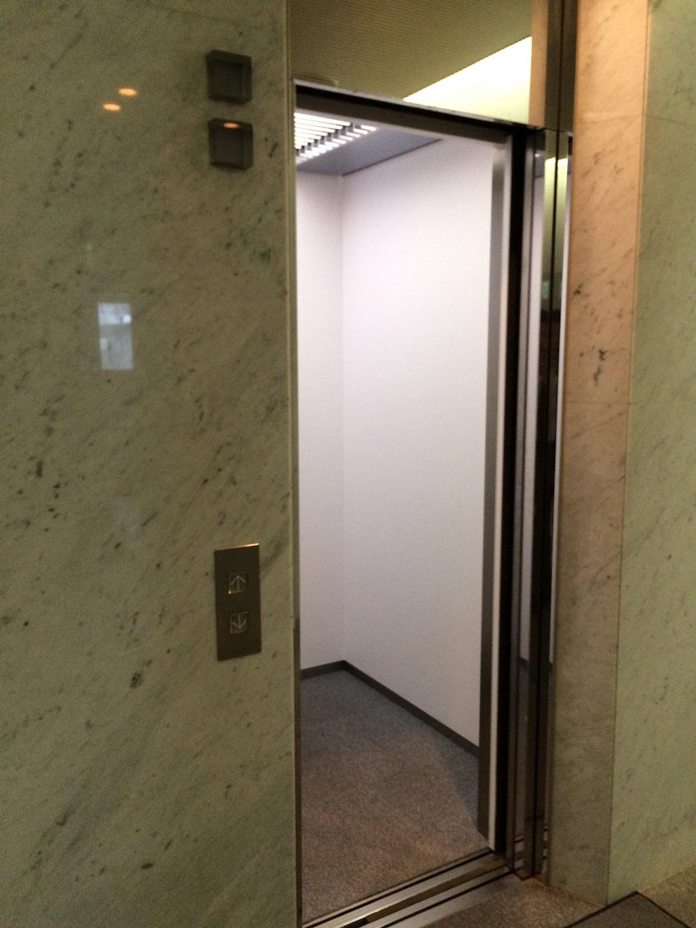 リージャス芝大門_芝大門センタービルのエレベーター