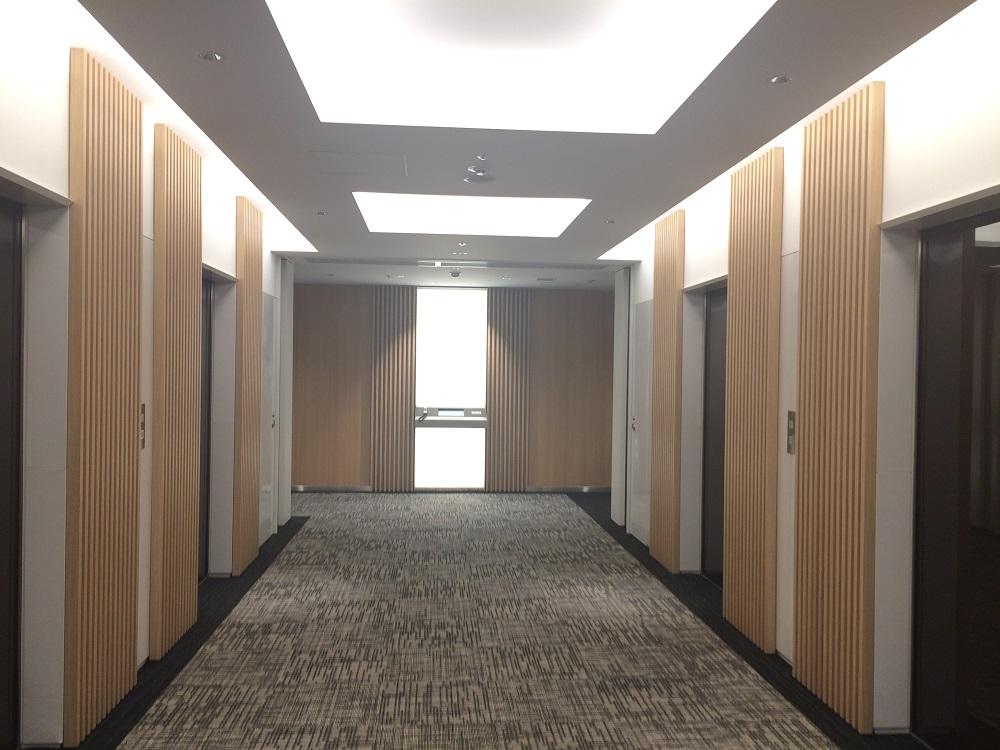 エキスパートオフィス品川_13Fエレベーター前 (2)