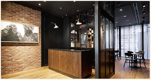 エキスパートオフィス渋谷 エントランス、ラウンジ