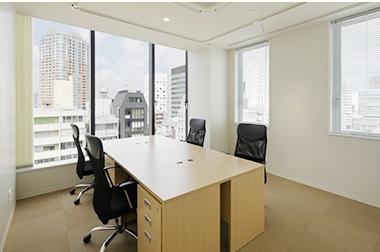 エキスパートオフィス渋谷 個室