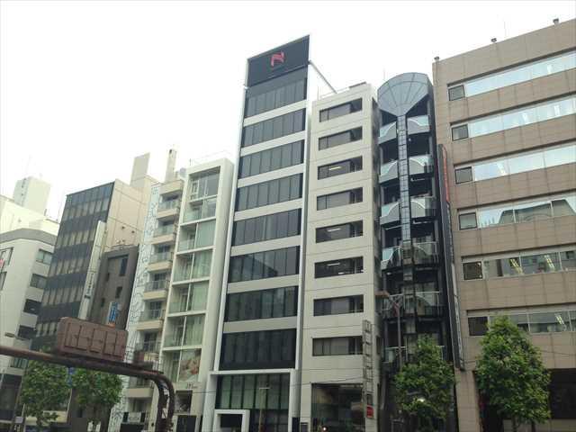エキスパートオフィス渋谷 外観