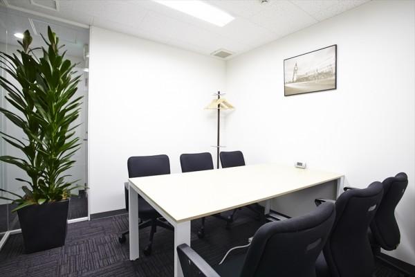 オープンオフィス渋谷神南_会議室