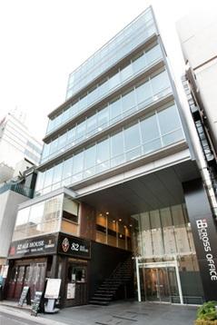 クロスオフィス渋谷_外観