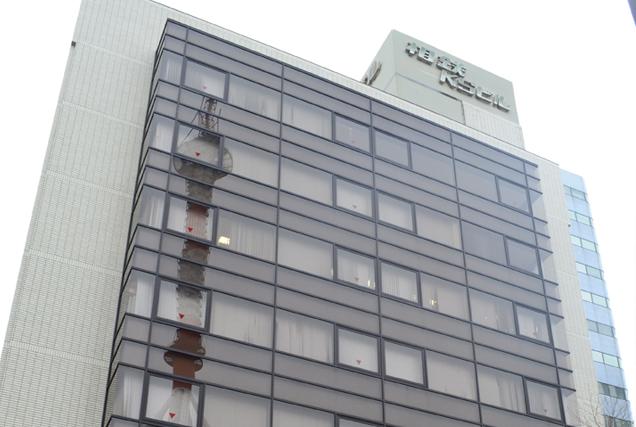 リージャス横浜西口 外観