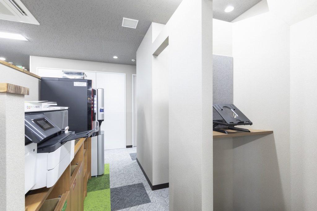 新宿コワーキングスペース_BIZcomfort東新宿_共有設備