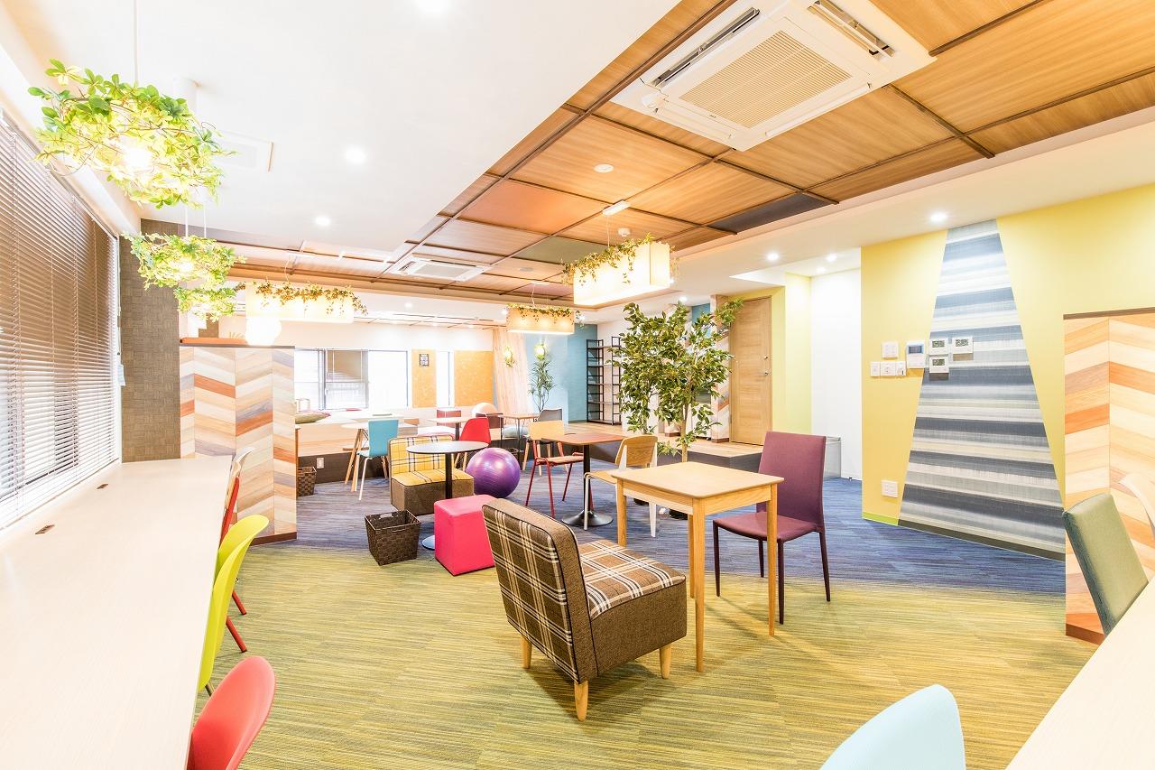 Connect-Lounge神田_コネクトラウンジ神田_神田コワーキングスペース