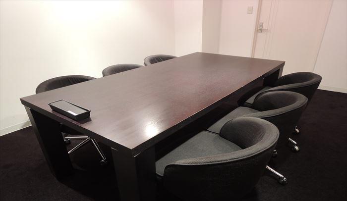 アセットデザイン 新宿ビジネスセンター 会議室