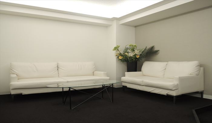アセットデザイン 新宿ビジネスセンター 待合スペース