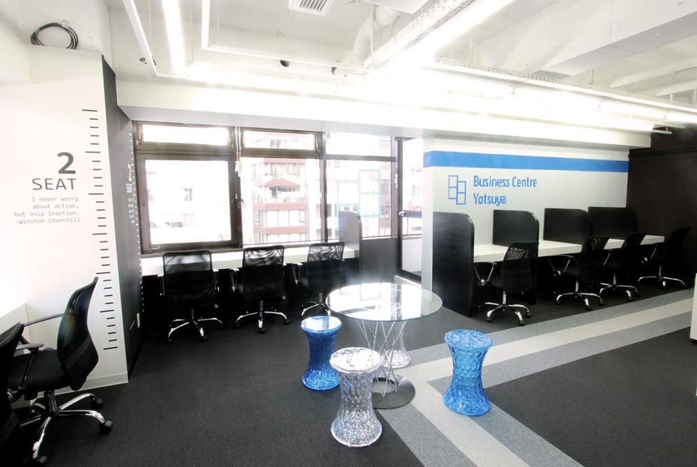 ビジネスセンター四谷_シェアオフィス