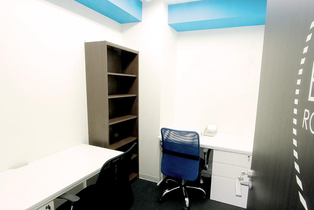 ビジネスセンター四谷_個室レンタルオフィス