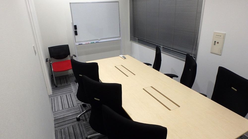 ビズサークル 新宿御苑オフィス 会議室