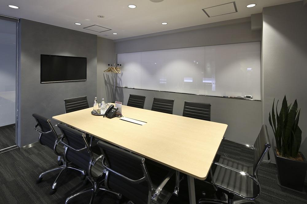 リージャス六本木駅前ビジネスセンター 会議室