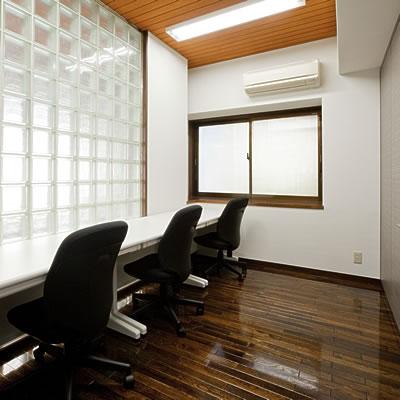天翔オフィス 白金 個室