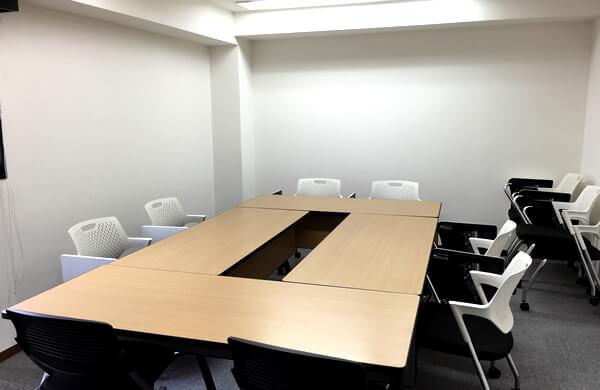 10BAN OFFICE 麻布十番 会議室