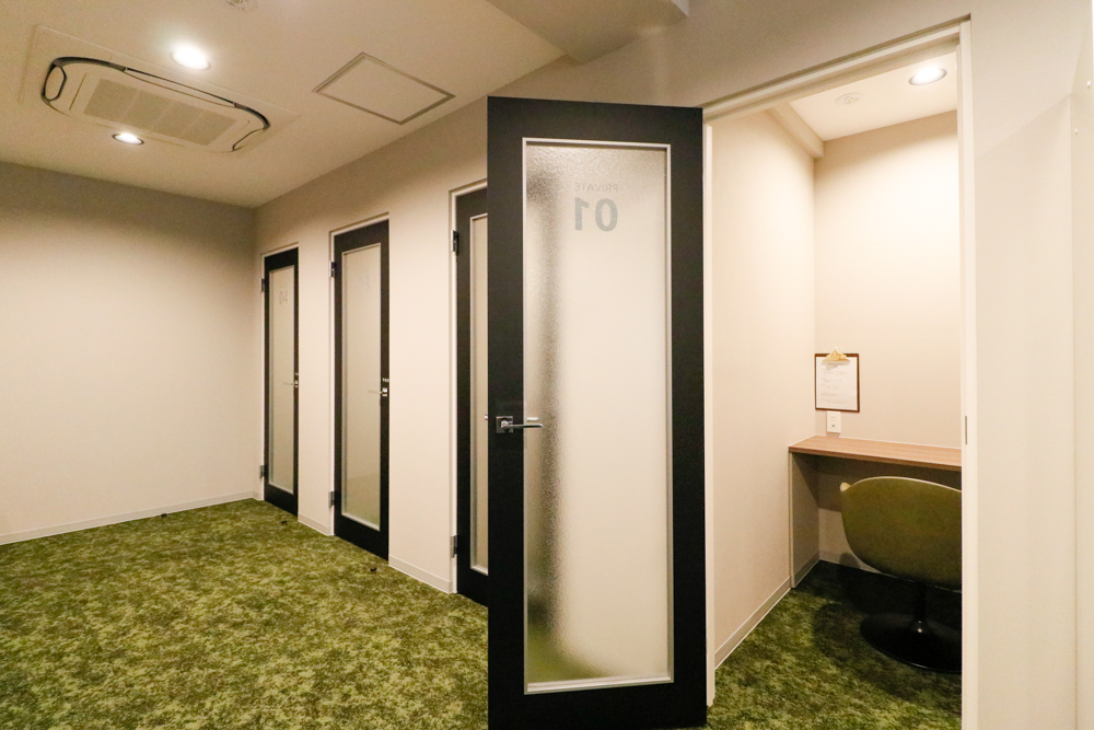 東京駅コワーキングスペース_THE HUB SOLO八重洲