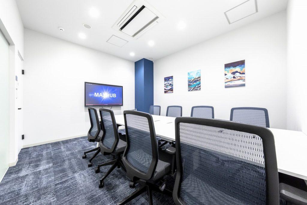 新横浜レンタルオフィス_BIZcomforft新横浜_会議室