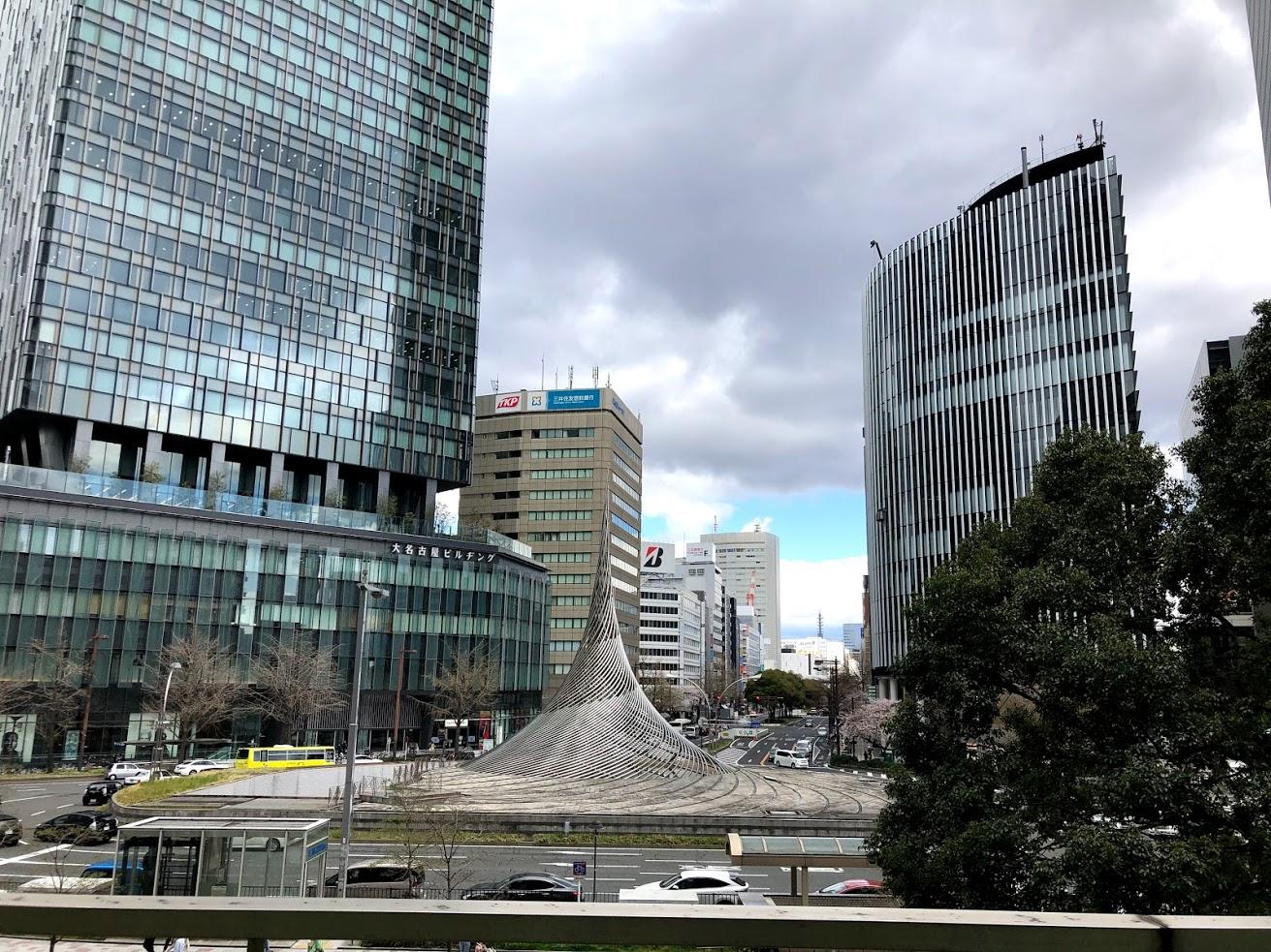 名古屋 駅 桜通 口
