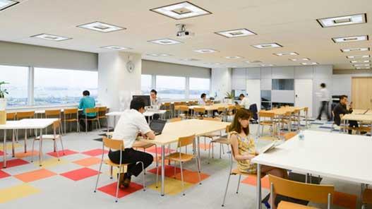モノづくりコワーキングスペースMONO_お台場レンタルオフィス・シェアオフィス