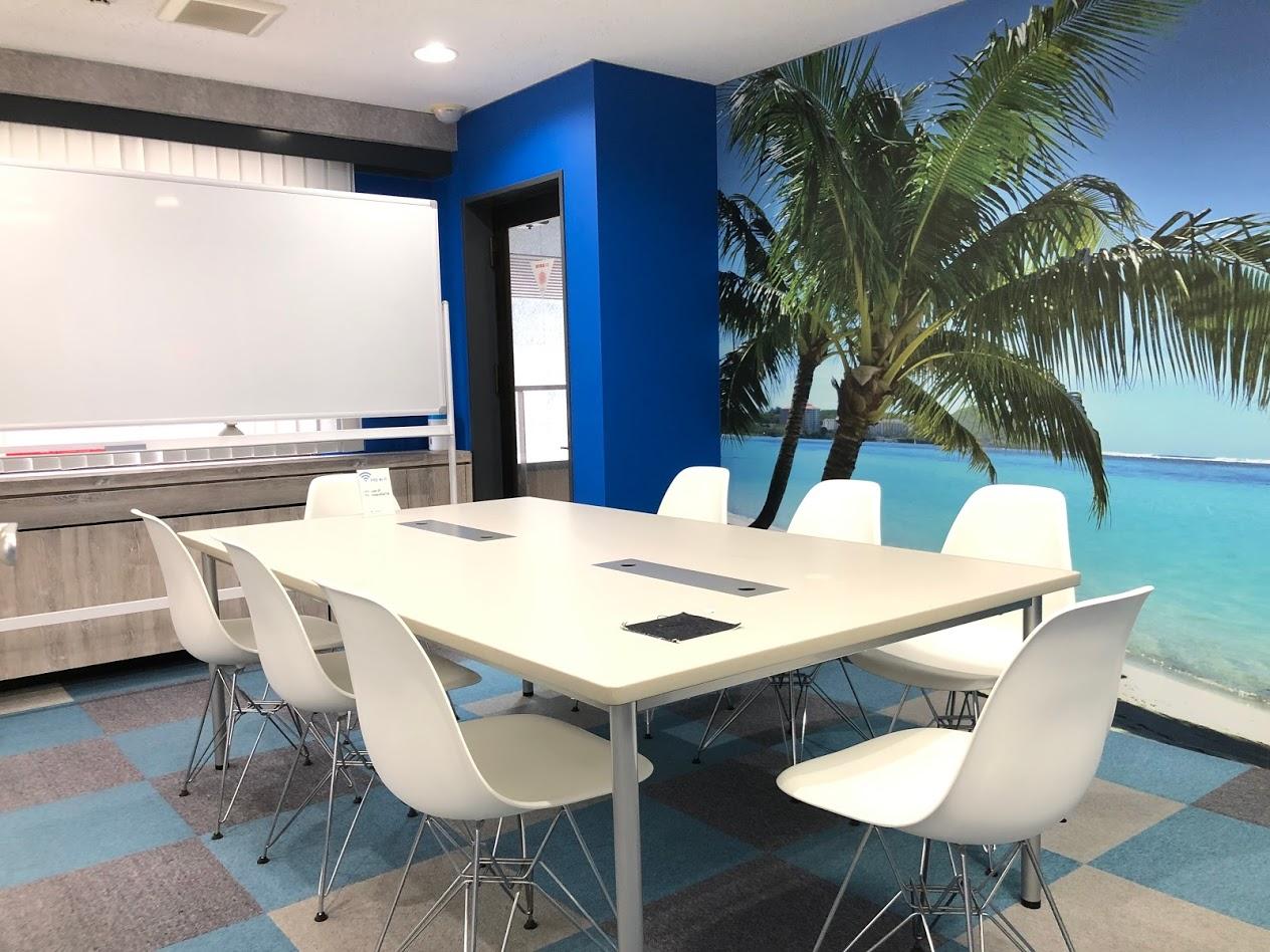 KIZASUOffice(キザスオフィス)_会議室・ミーティングルーム