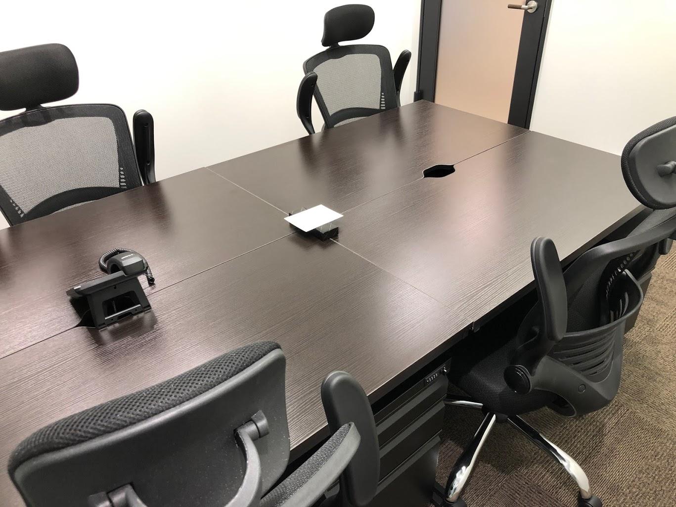 エキスパートオフィスGRAND新横浜_個室レンタルオフィス