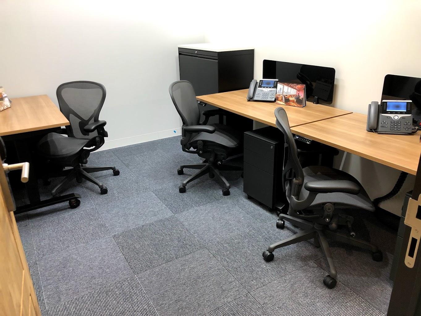 エグゼクティブセンターみなとみらい_THE EXECUTIVE CENTRE_個室サービスオフィス