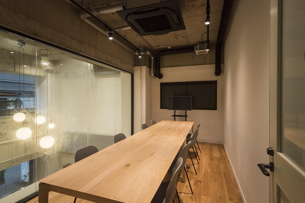 会議室_T4 BUILDING OSAKA_大阪なんば