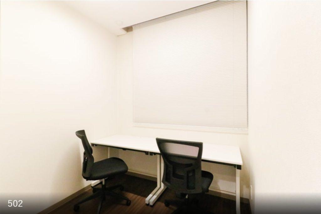 溝の口コワーキングスペース_the hub溝の口_個室