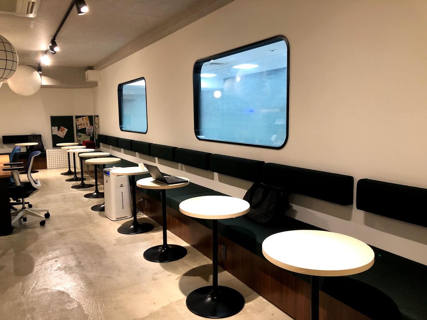 LOBBY_大阪・長堀橋レンタルオフィス・コワーキングスペース