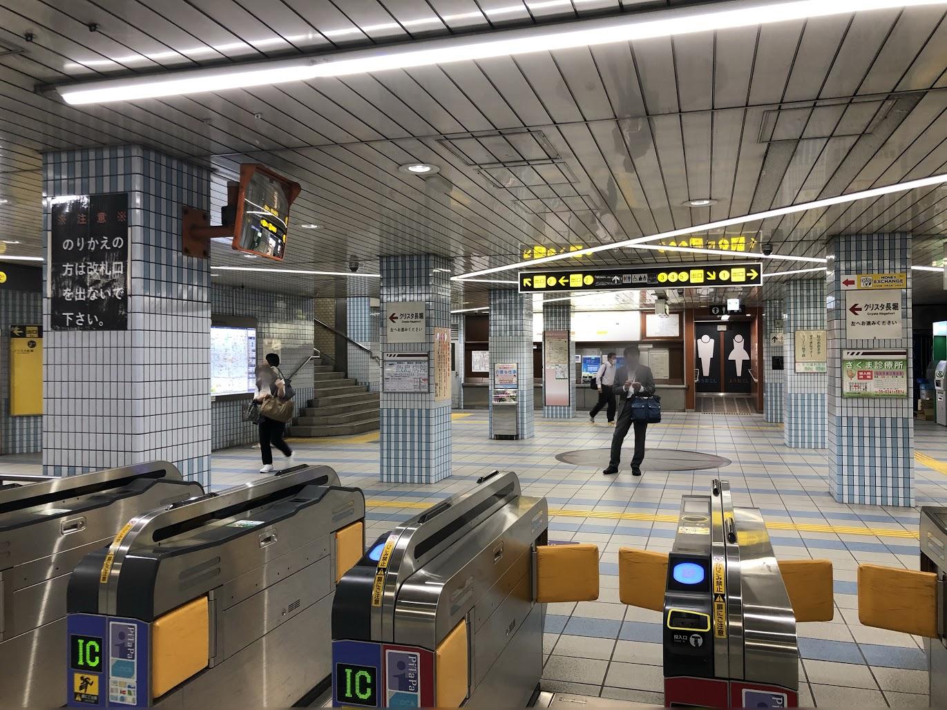LOBBY_長堀橋コワーキングスペース_長堀鶴見緑地線_長堀橋駅