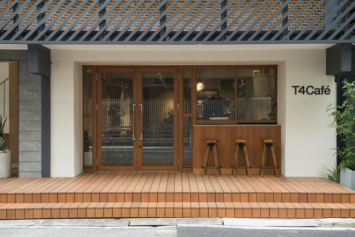 T4 CAFE NAMBA_T4 BUILDING OSAKA_大阪なんば