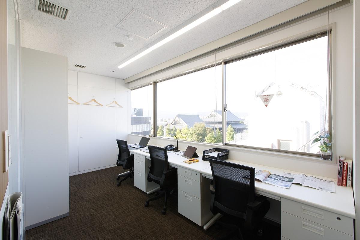京都レンタルオフィス・シェアオフィス