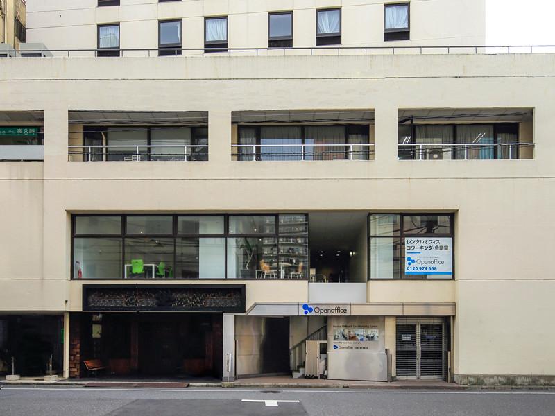 オープンオフィス五反田駅西口_外観