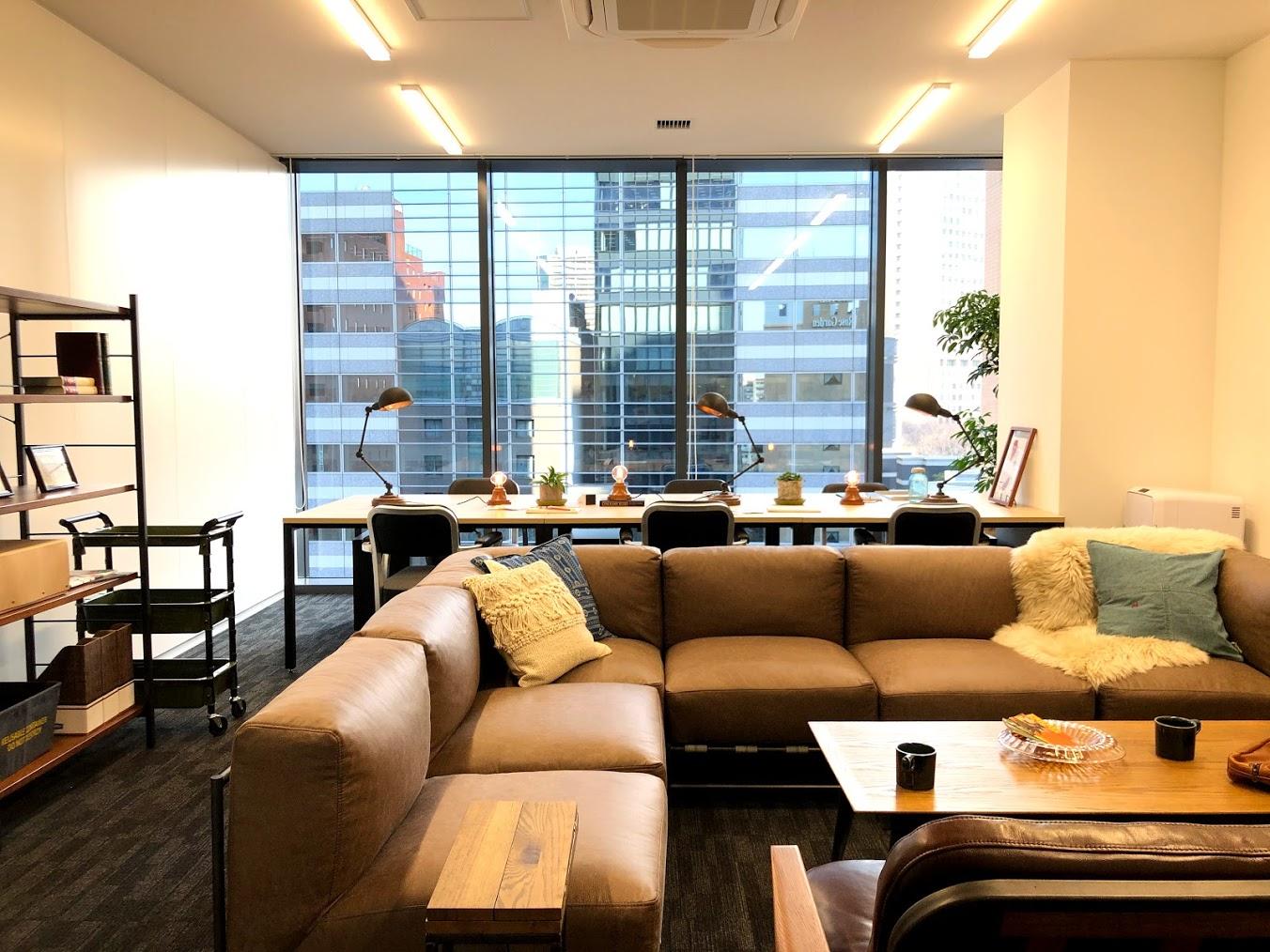 H1O西新宿_エイチワンオー西新宿_個室サービスオフィスイメージ