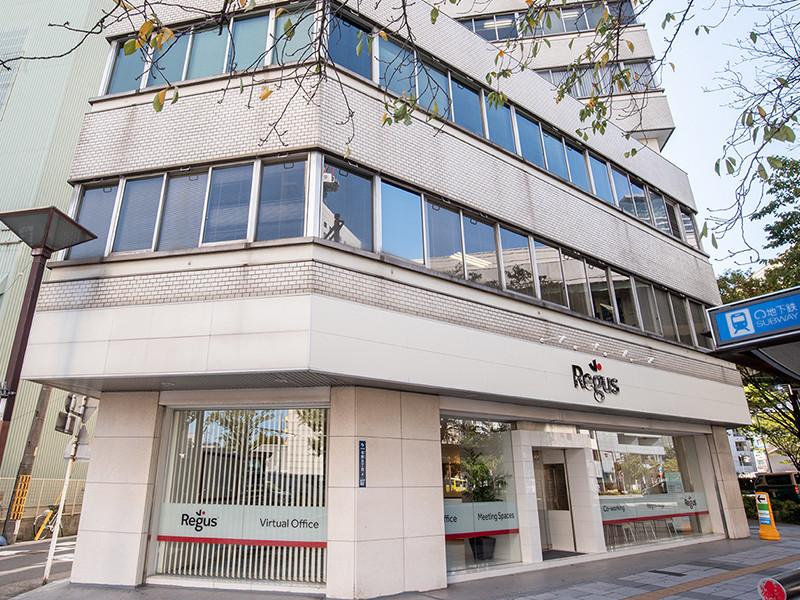 リージャス名古屋国際センター駅前ビジネスセンター