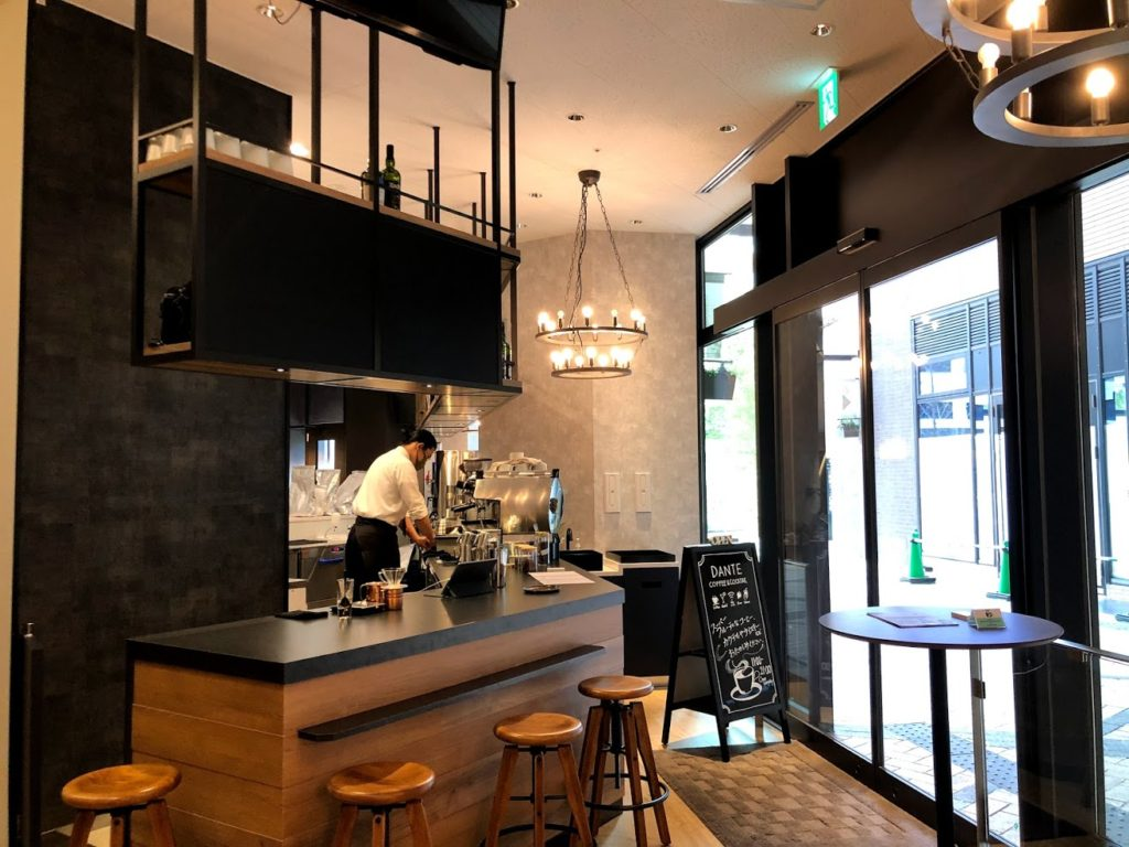 MID POINT DANTE COFFEE & COCKTAIL_武蔵小杉