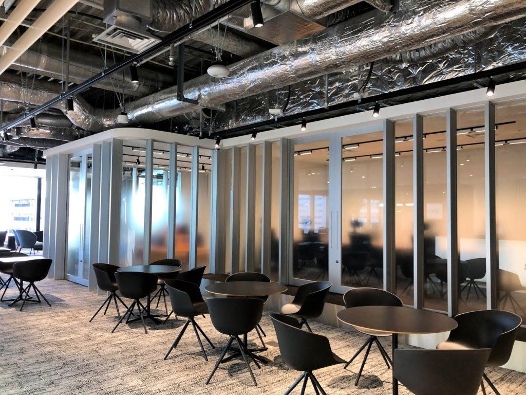 ビジネスエアポート竹芝_ショールーム対応可能な個室